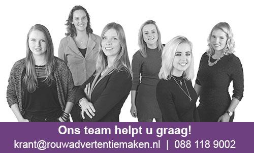 Team Rouwadvertentiemaken.nl